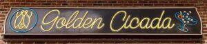 Golden Cicada