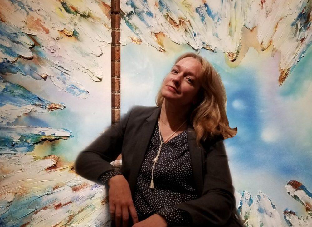 Anne Novado:  New Queen of the Art Scene