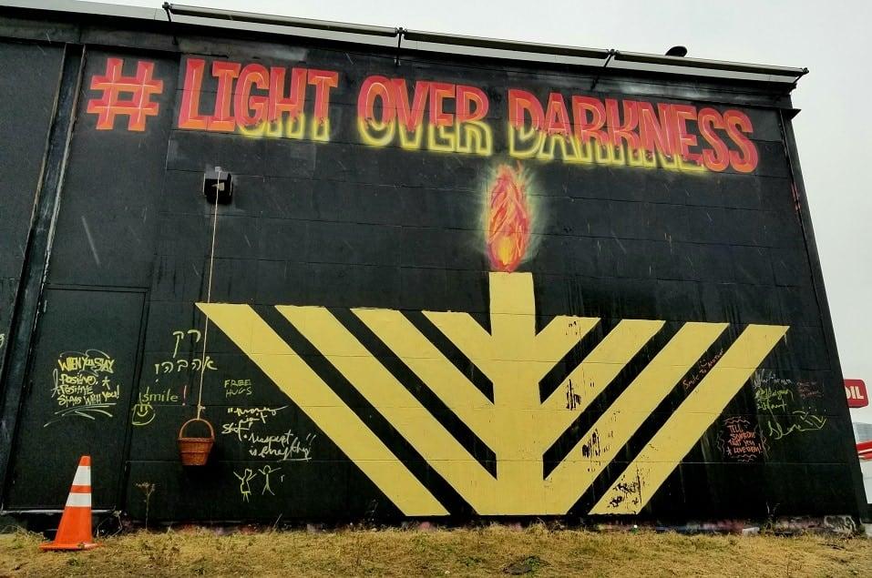 Green Villain: #LightOverDarkness