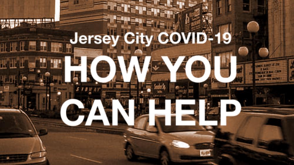 Jersey City Covid-19 Update 3/25