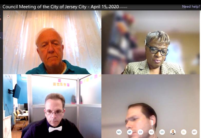 Jersey City Municipal Council Debates Rent Freeze