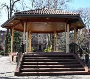 Van Vorst Park Gazebo