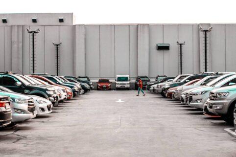School Parking Lots