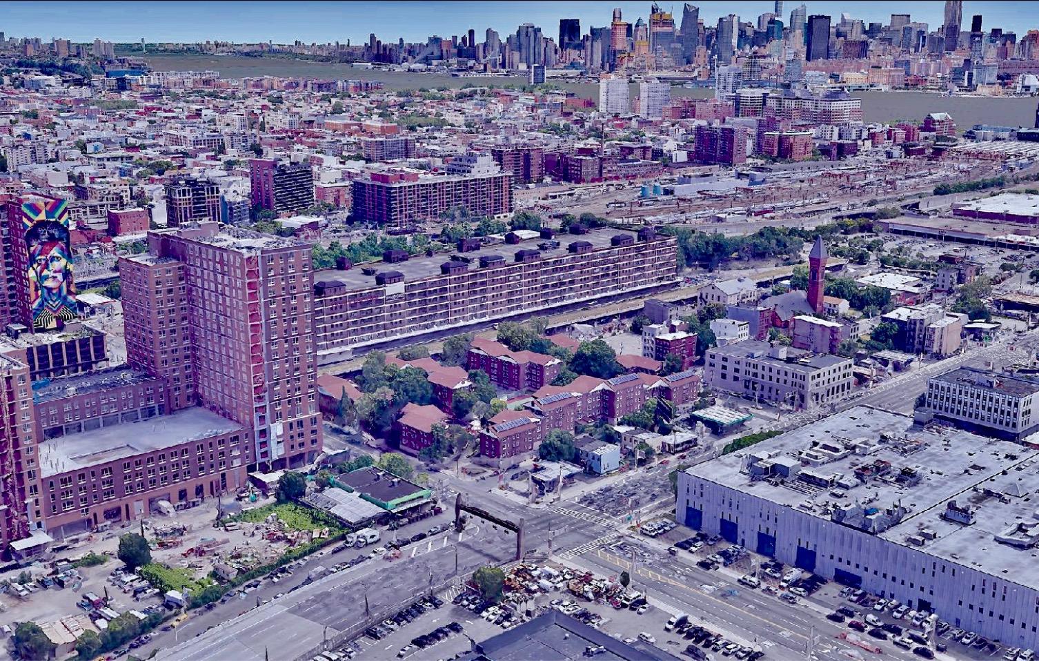 Holland Gardens Housing to be Razed, Reimagined