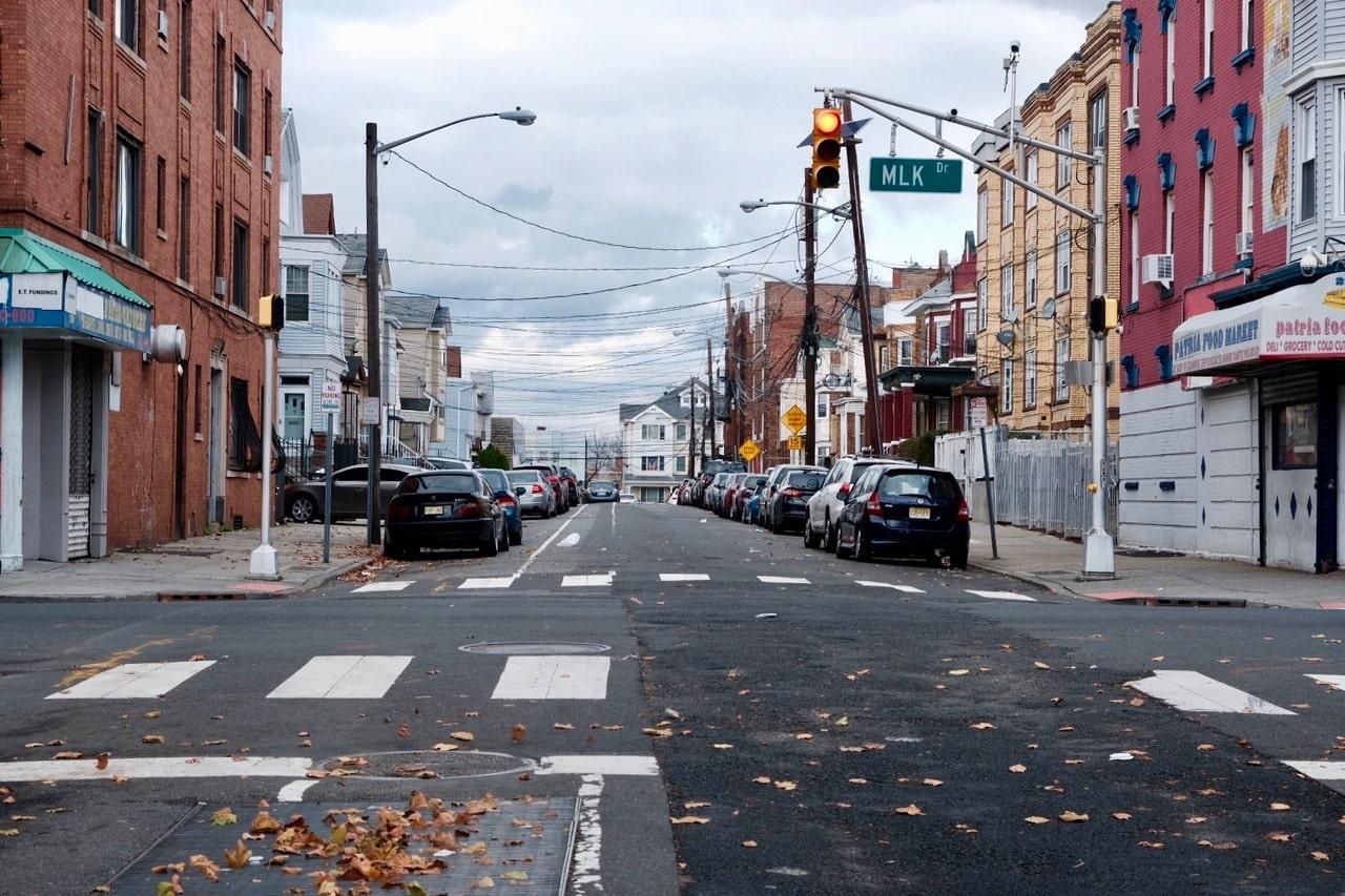 Jersey City's Shrinking Tree Canopy