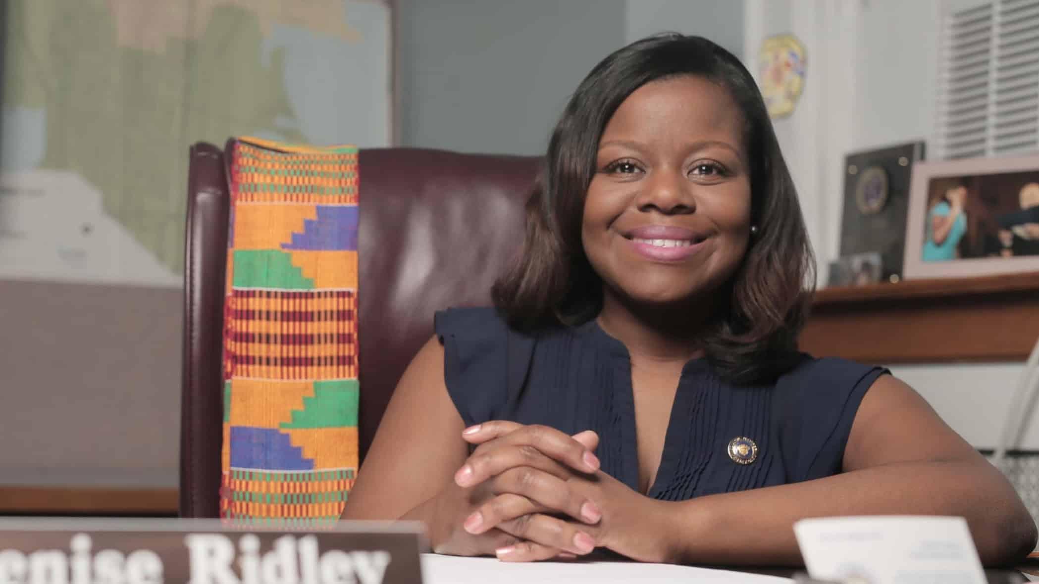 Jersey City Councilwoman Denise Ridley