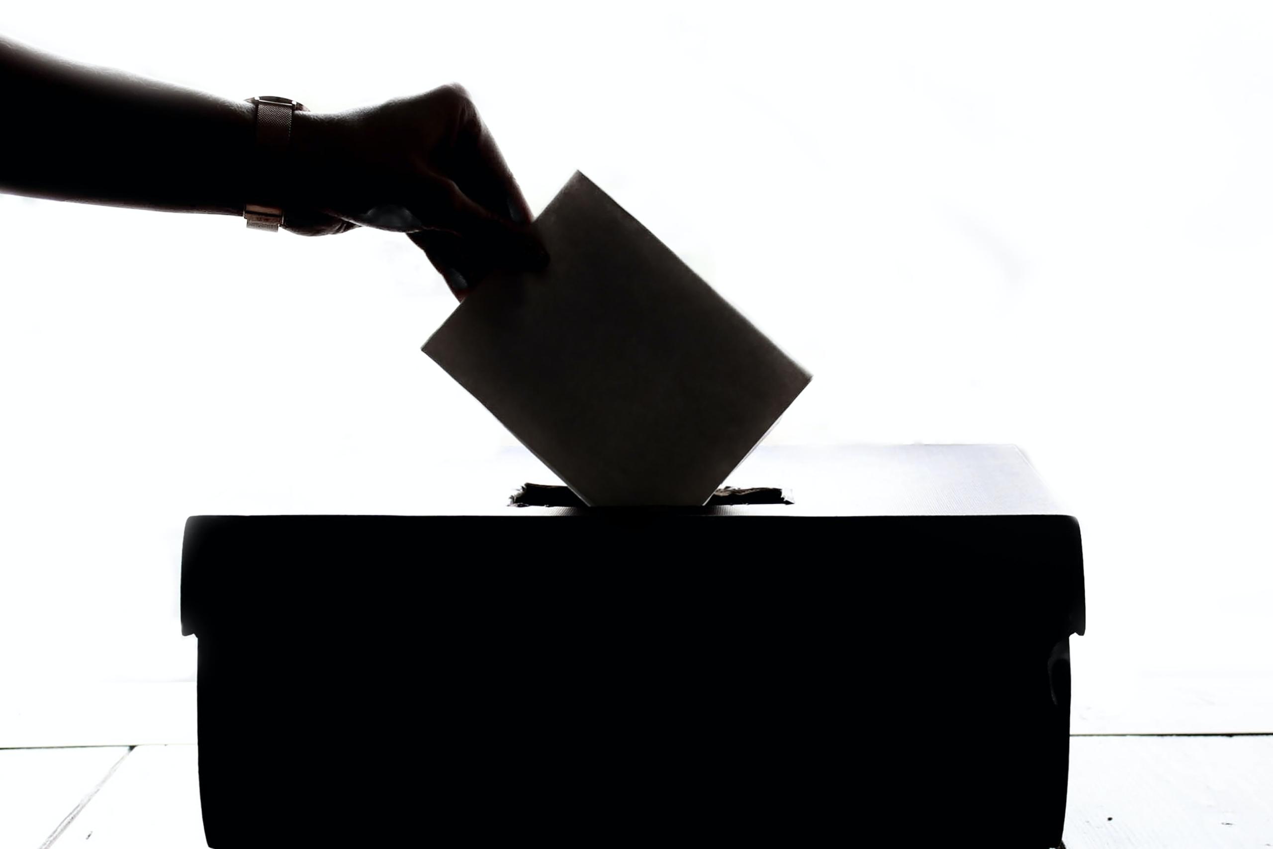 Op Ed: Break up the Political Machine