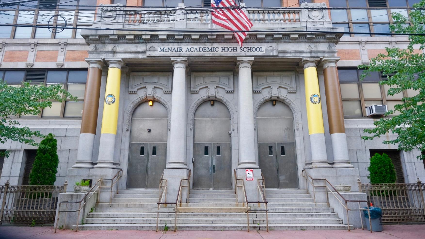 McNair Academic High School Jersey City