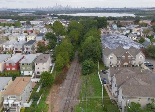 Essex Hudson Greenway New Jersey