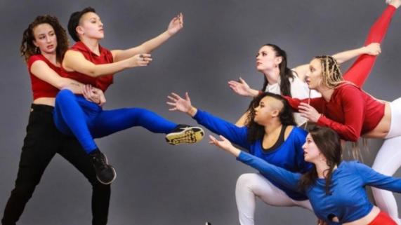 Reaction Dance Company, New York