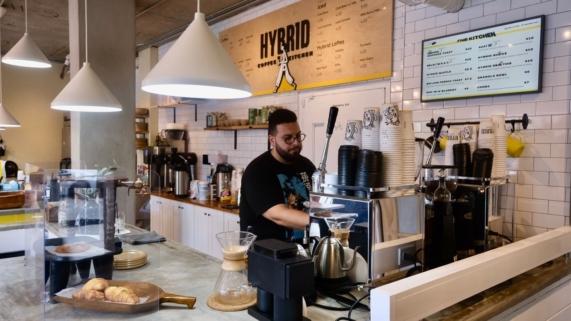 Hybrid Coffee Jersey City