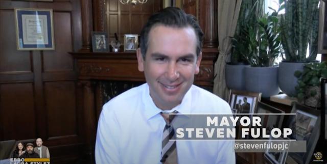 Mayor Steven Fulop
