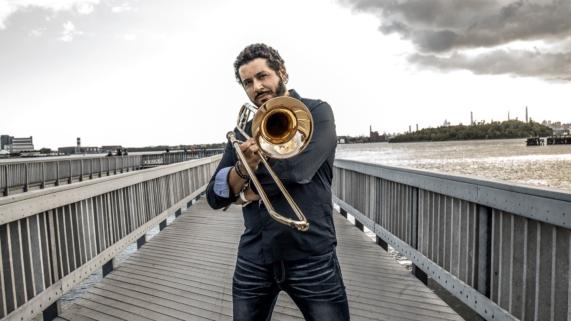 Doug Beavers Trombonist