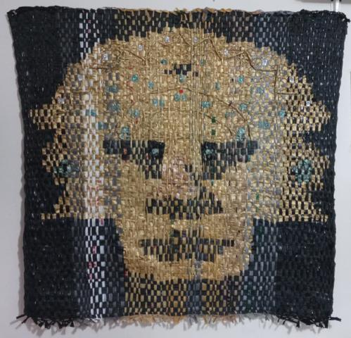 """""""Inka Mask"""" by Martina Nevado"""
