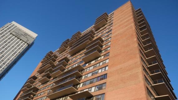Metropolis Towers Jersey City