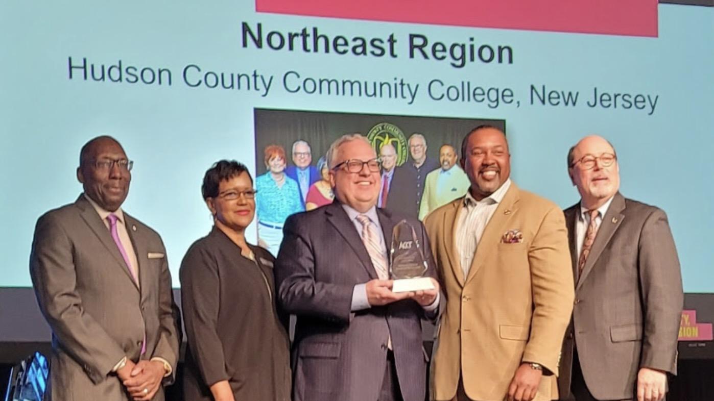 Hudson County Community College Administrators